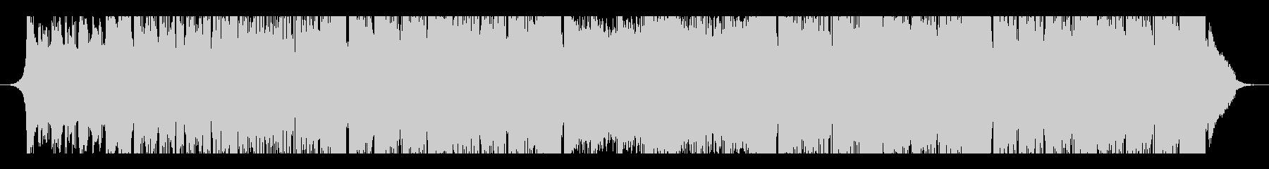 電子時代の未再生の波形