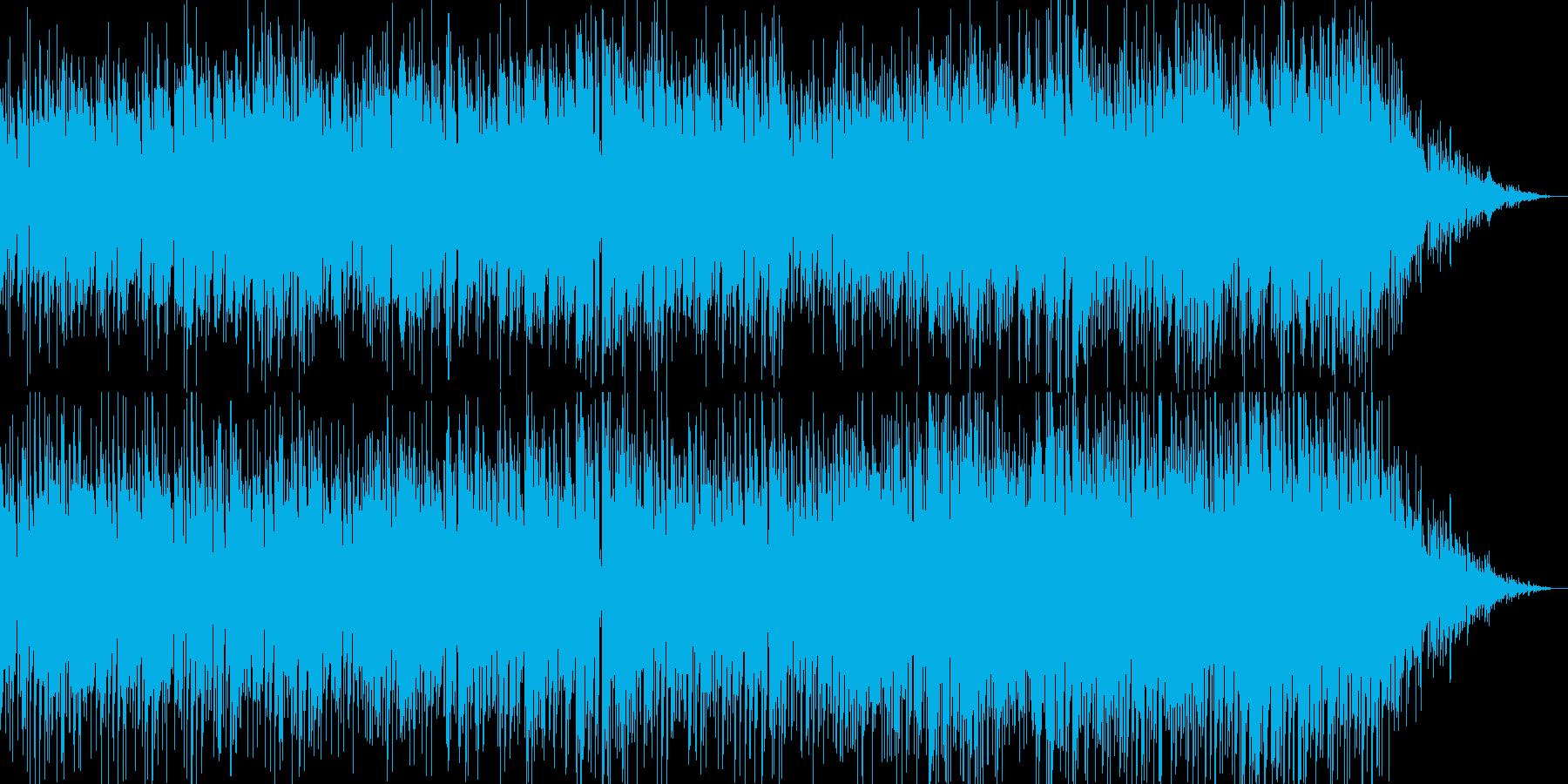 「七夕さま」をボサノバでお洒落に...の再生済みの波形