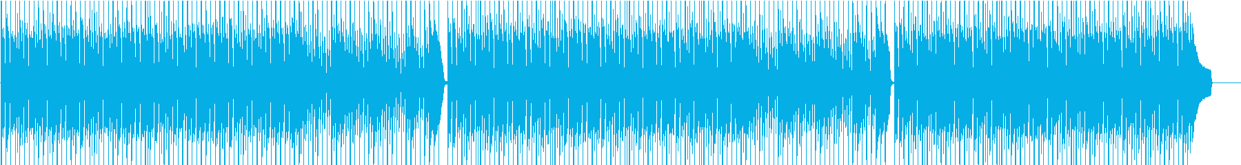 料理/子供/動物系/ハッピー4(ロング)の再生済みの波形