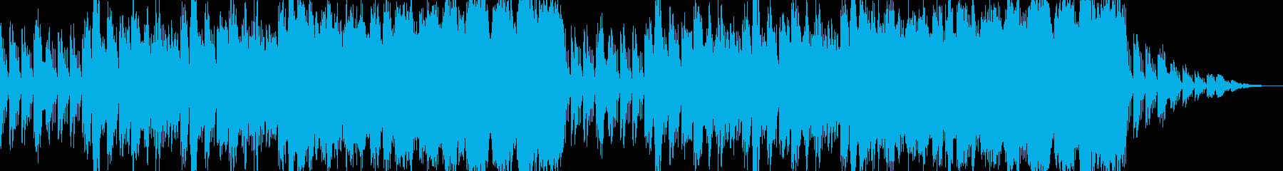 RPG 通常フィールド移動の再生済みの波形
