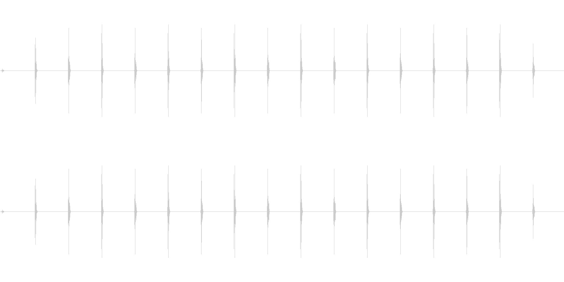 時計 ticktock_50-2_dryの未再生の波形