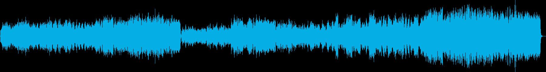 ゲーム エンディング 卒業 オーケストラの再生済みの波形