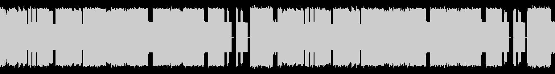 FC風ループ 王宮のおふれの未再生の波形