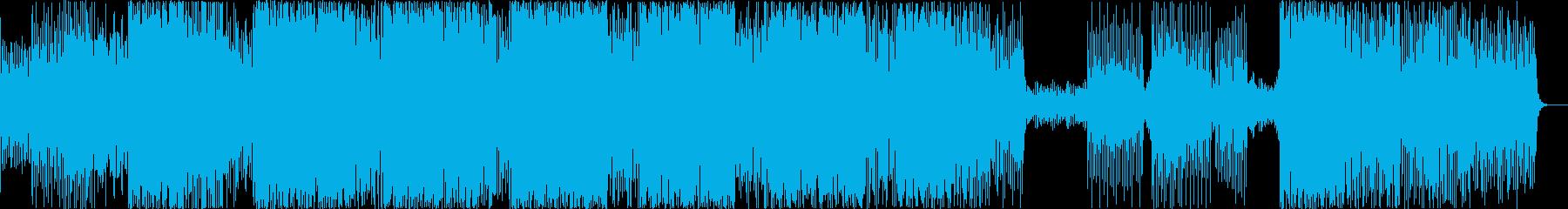 80年代のサウンド、ボーカル、の再生済みの波形