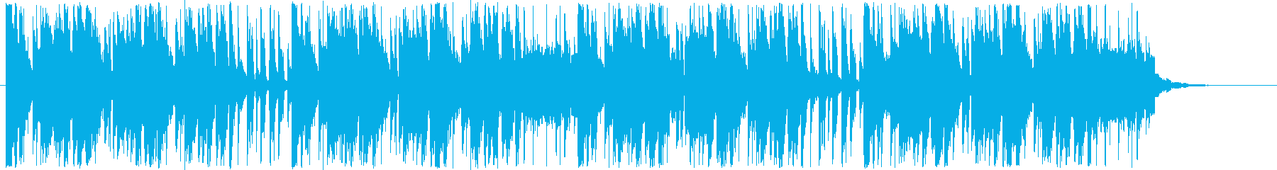 BGM_ステージセレクトBの再生済みの波形