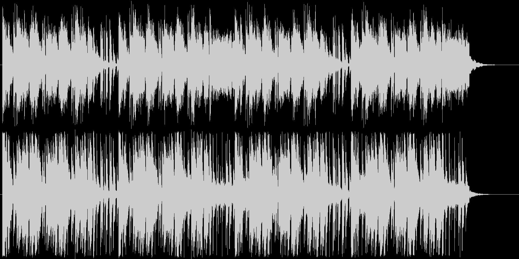 BGM_ステージセレクトBの未再生の波形