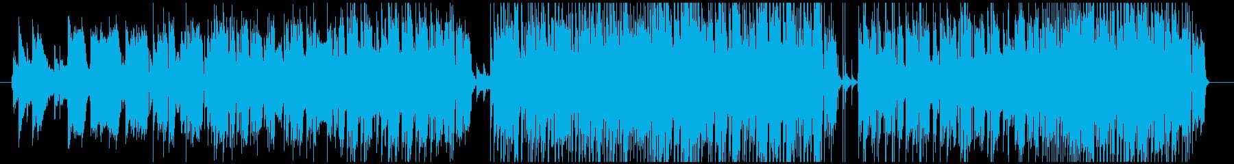 切ないピアノバラード/Prayの再生済みの波形