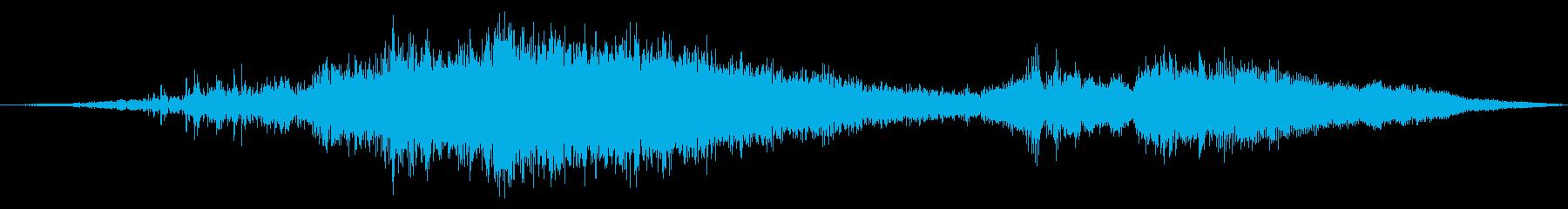 オフロードトラックレース:Ext:...の再生済みの波形