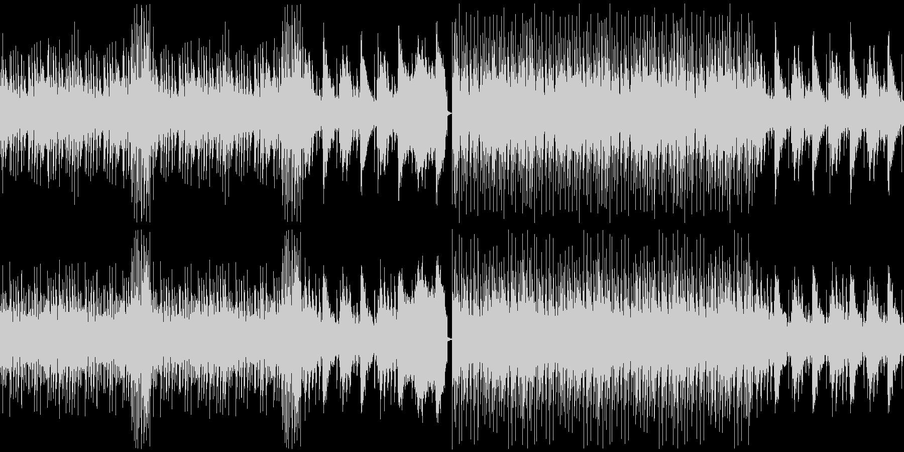 【謎解きシーンのBGM等に最適】の未再生の波形