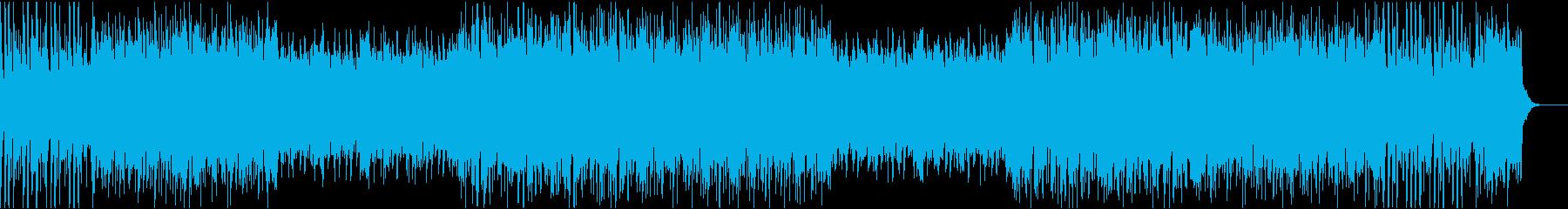 12秒でサビ、ダーク琴/静かめの再生済みの波形