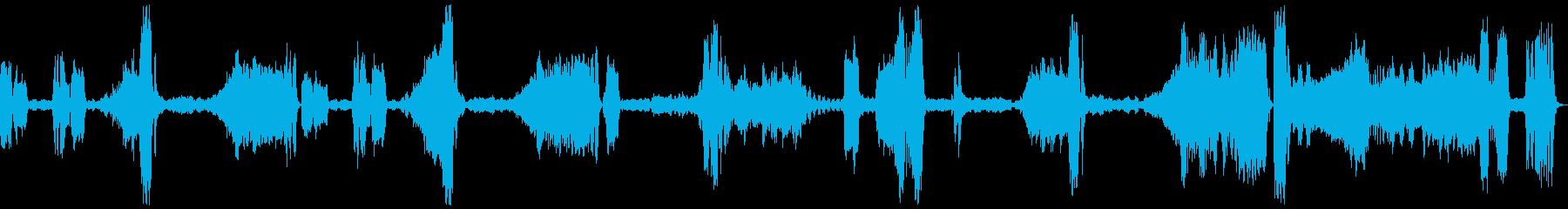 ベートーヴェン交響曲第5番 『運命 』 の再生済みの波形