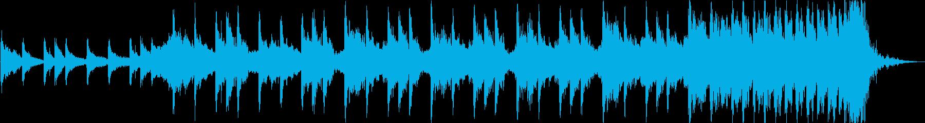 現代的 交響曲 バトル 焦り 緊張...の再生済みの波形