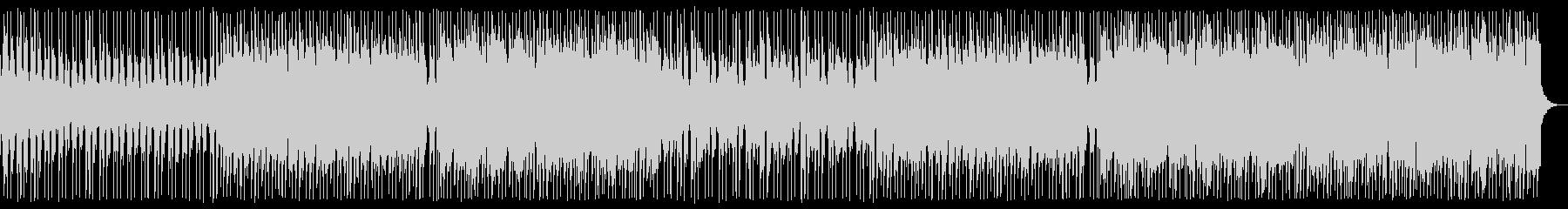 ディープハウス_No668_1の未再生の波形