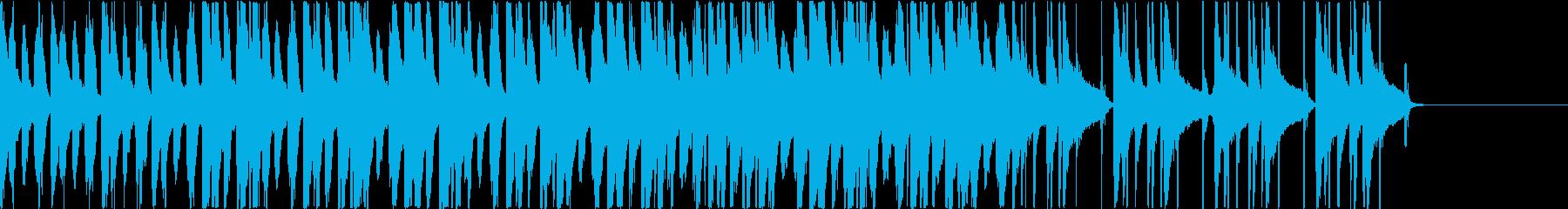 ウクレレ、ポップ、爽やか、CMに最適Cの再生済みの波形