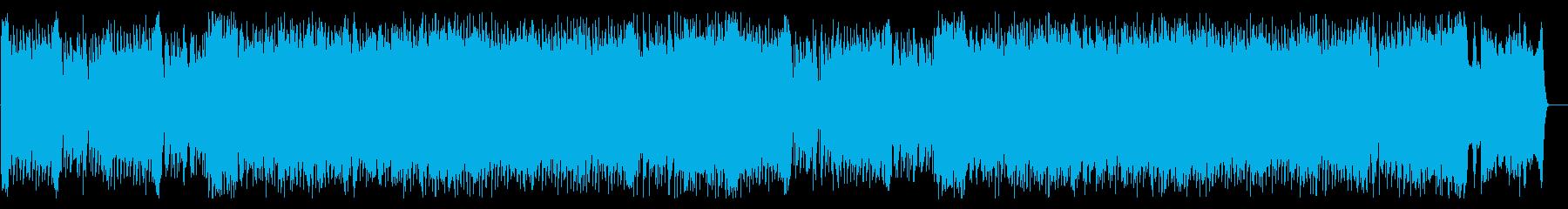 某スーファミRPG風の戦闘BGMの再生済みの波形