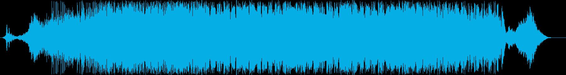 動画 サスペンス 説明的 気分が良...の再生済みの波形