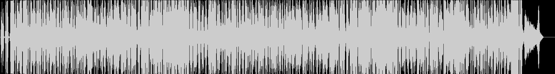 ピーキャン音頭の未再生の波形