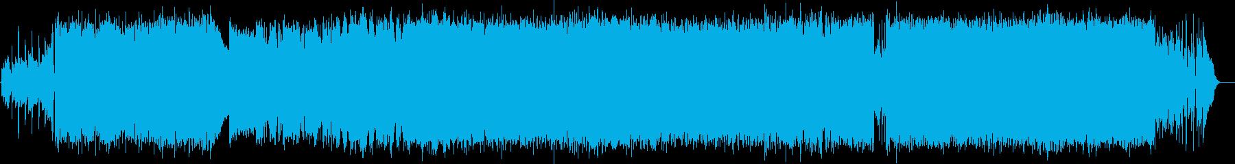 氷針(哀愁漂うガールズバラードロック)の再生済みの波形