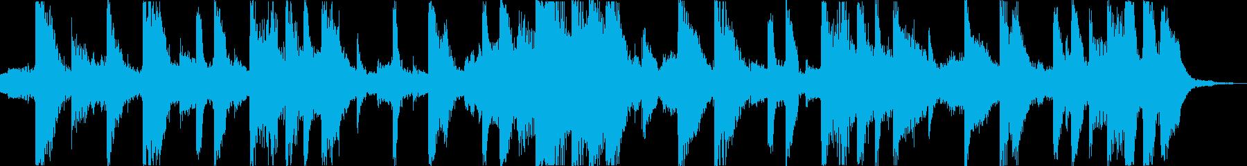 おしゃれ洋楽ヒップホップR&Bソウルgの再生済みの波形