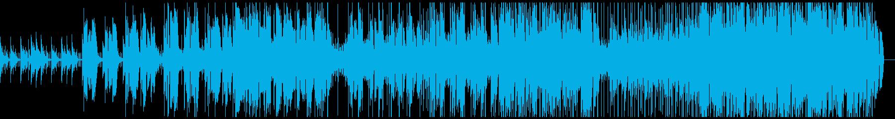 アニメの主題歌に☆切なく優しいバラードの再生済みの波形