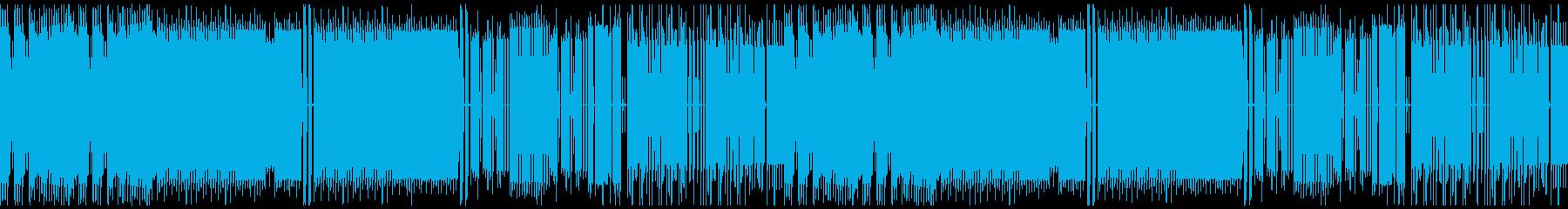 FC風ループ 海底基地の再生済みの波形