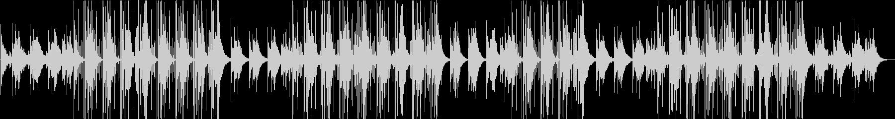 幻想的な洋楽トラップポップ♪の未再生の波形