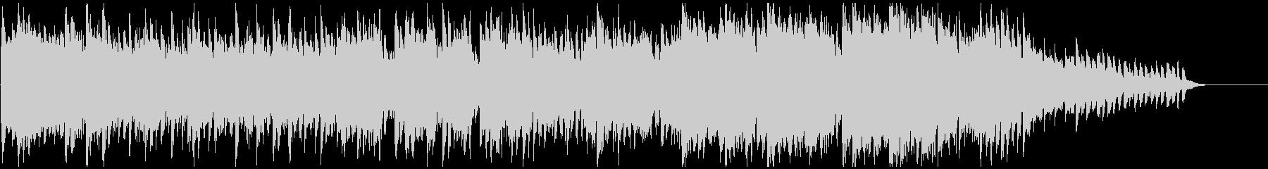 幽玄な和風エレクトロニカ ※60秒版の未再生の波形
