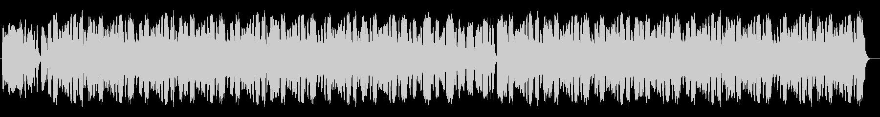 茶色の小瓶(アメリカ民謡)の未再生の波形