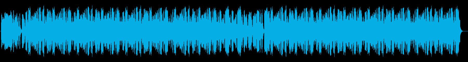 茶色の小瓶(アメリカ民謡)の再生済みの波形