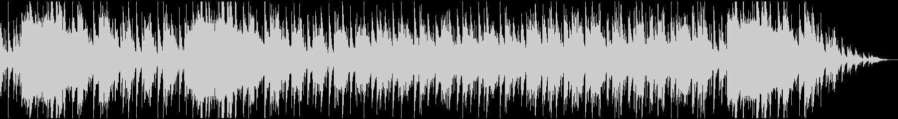和風 忍びのイメージBGMの未再生の波形