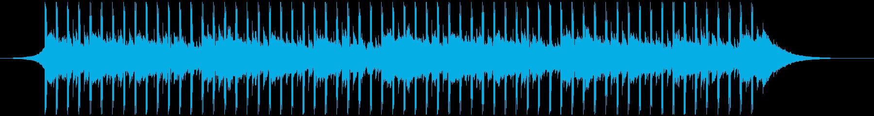 モチベーションプレゼンテーション40秒の再生済みの波形