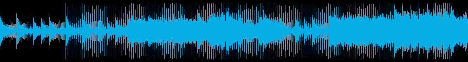 【ループ】ポジティブで軽快/希望_3の再生済みの波形