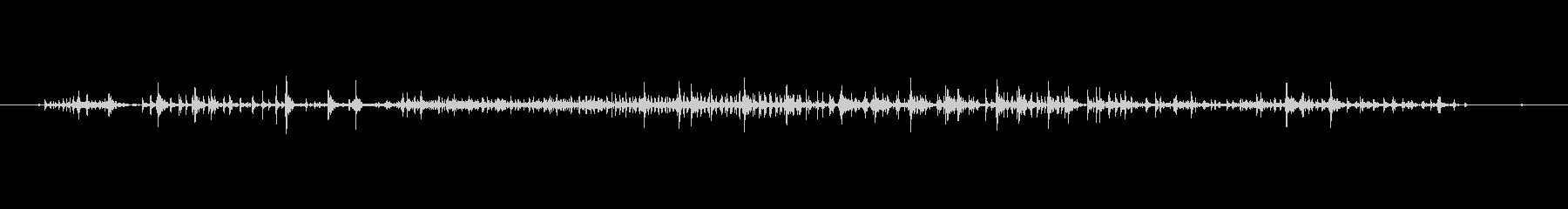 レザー クリークロングソフト05の未再生の波形