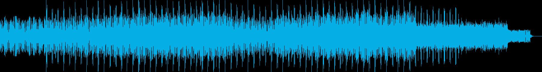 ニュース映像ナレーションバック向け-04の再生済みの波形