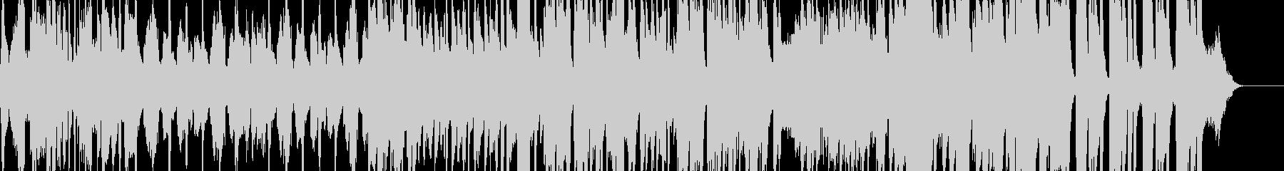 【ドラム無し】ジャズ・おしゃれ・バー・…の未再生の波形