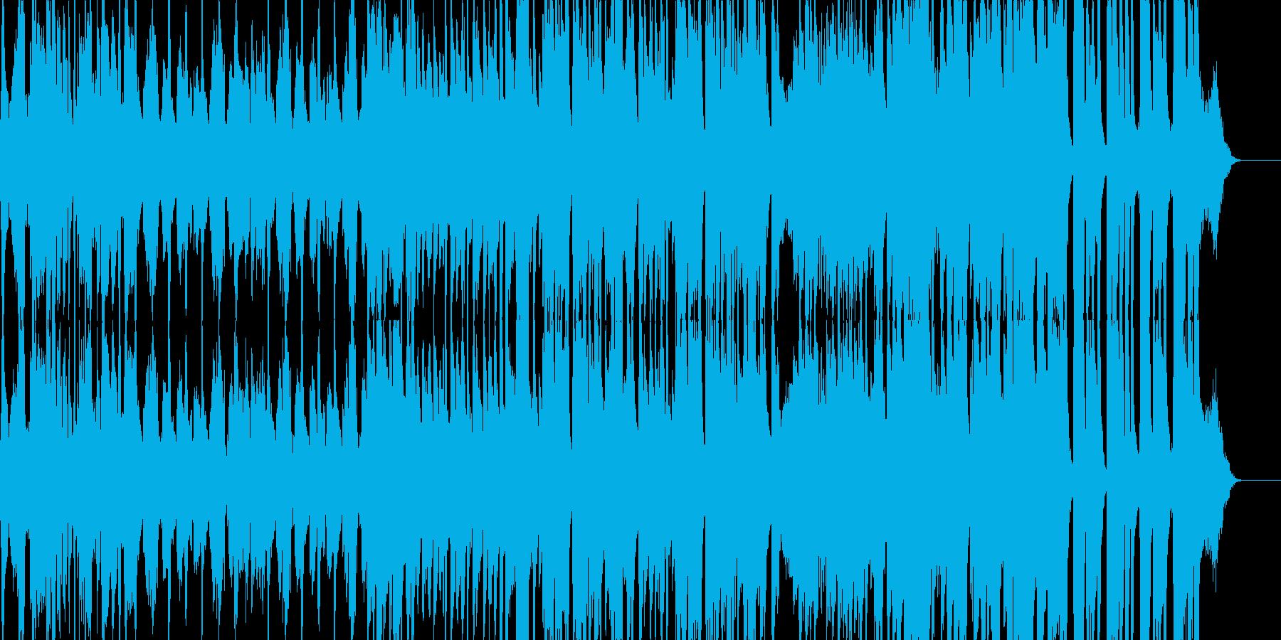 【ドラム無し】ジャズ・おしゃれ・バー・…の再生済みの波形
