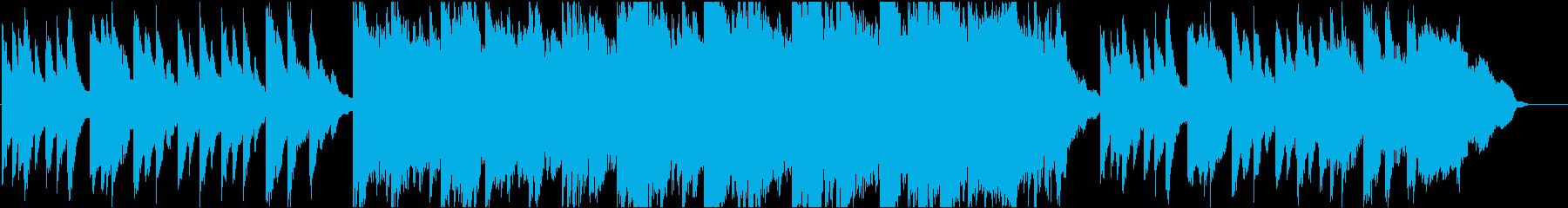 ドラマ4 16bit48kHzVerの再生済みの波形