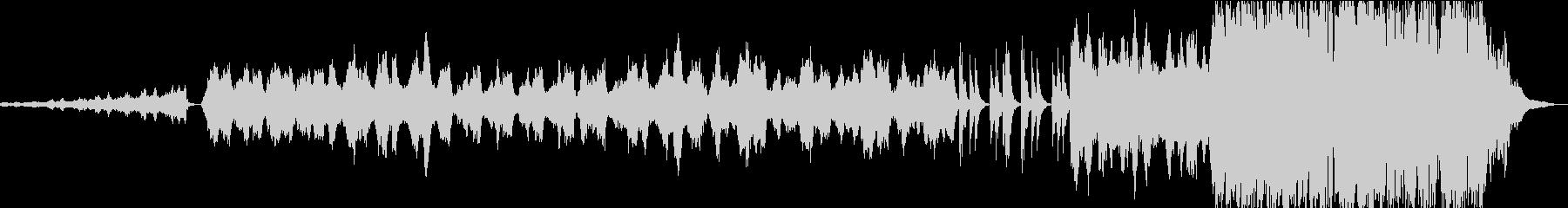 キンモクセイ-Orcheの未再生の波形