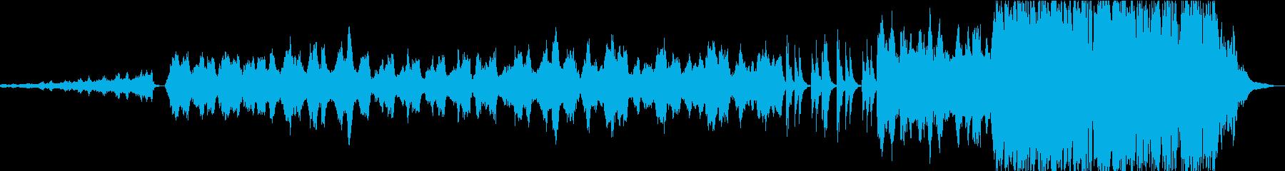 キンモクセイ-Orcheの再生済みの波形