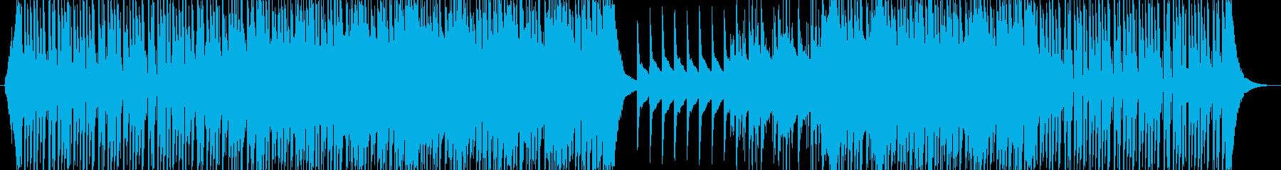ブレイクビーツ ファンタジー 魔法...の再生済みの波形