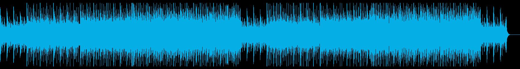 透明感ある爽やかなピアノポップロックの再生済みの波形
