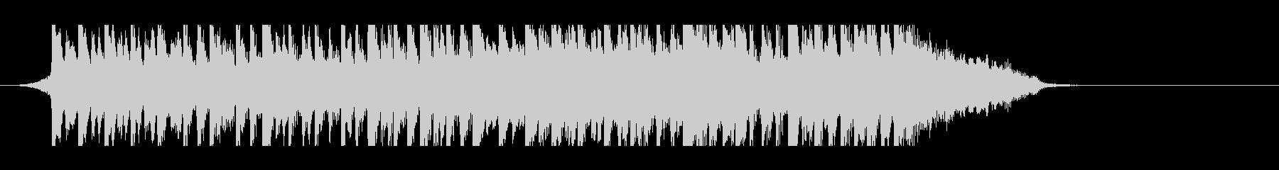パッヘルベルのカノン・コーポレート風の未再生の波形