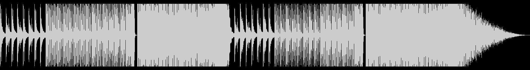 爽やか/トロピカルポップ_No389の未再生の波形
