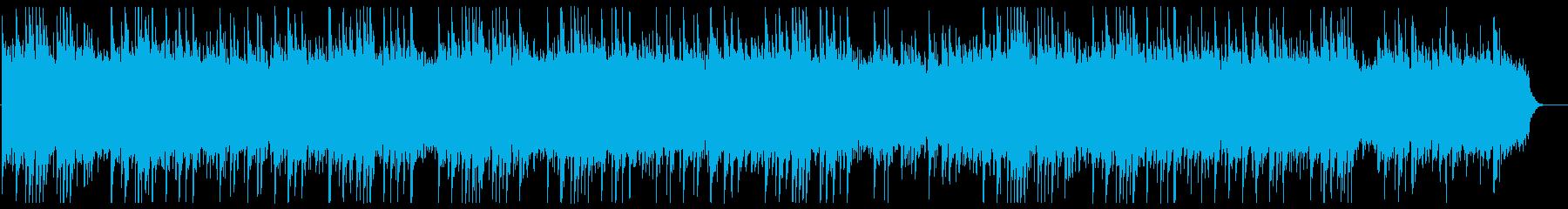 花 箏 三味線の再生済みの波形
