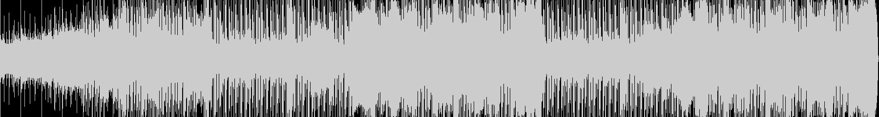 エレクトリックベース、ピアノ、アコ...の未再生の波形
