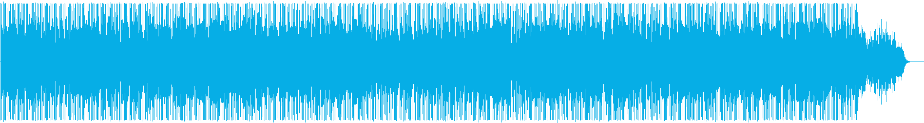 Smart synth sound's reproduced waveform