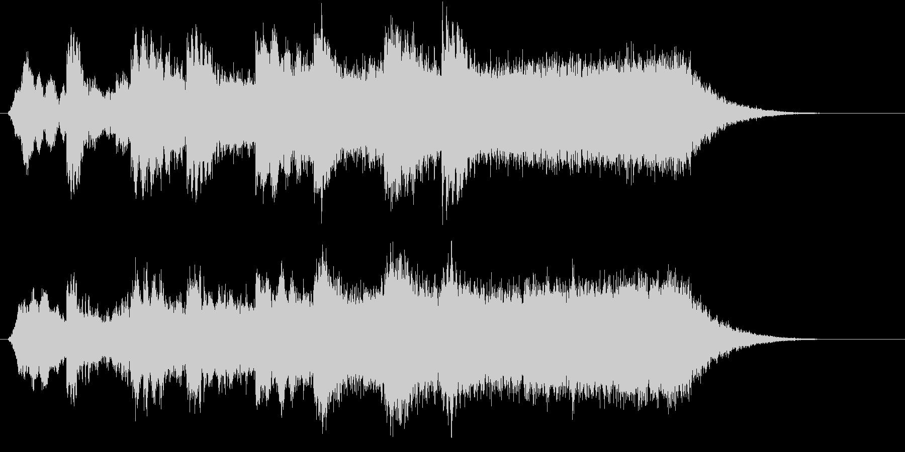 人の声(うわさ声、トラウマ、緊張)の未再生の波形