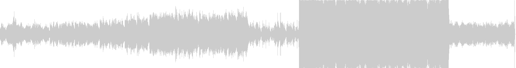 Image of an old horror movie's unreproduced waveform