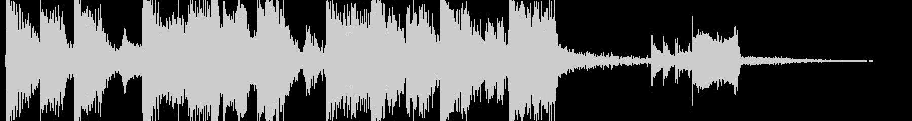 ビルドアップ・EDM・クール・盛り上がるの未再生の波形
