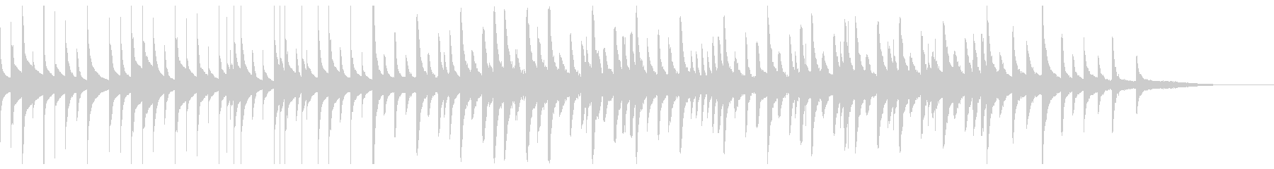 Bad Music Box Reminiscence Game Over's unreproduced waveform